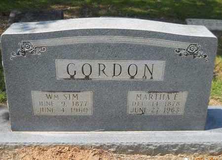 JOHNSON GORDON, MARTHA E - Hempstead County, Arkansas | MARTHA E JOHNSON GORDON - Arkansas Gravestone Photos
