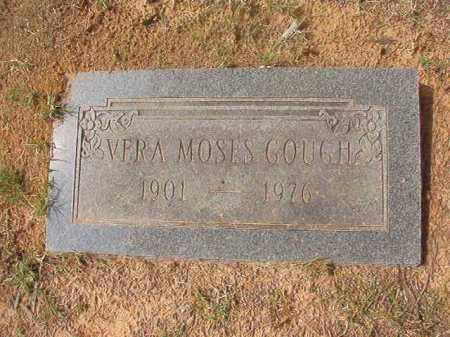 MOSES GOUGH, VERA - Hempstead County, Arkansas   VERA MOSES GOUGH - Arkansas Gravestone Photos