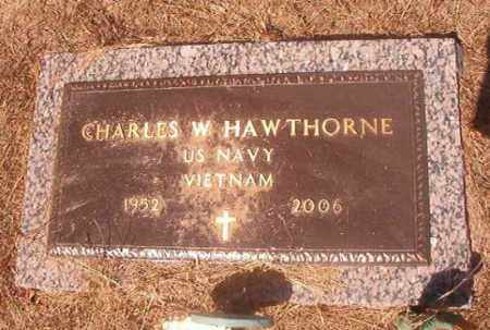 HAWTHORNE (VETERAN VIET), CHARLES W - Hempstead County, Arkansas | CHARLES W HAWTHORNE (VETERAN VIET) - Arkansas Gravestone Photos