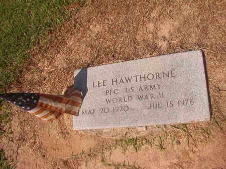 HAWTHORNE (WWII), LEE - Hempstead County, Arkansas | LEE HAWTHORNE (WWII) - Arkansas Gravestone Photos