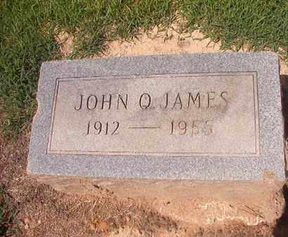 JAMES, JOHN Q - Hempstead County, Arkansas | JOHN Q JAMES - Arkansas Gravestone Photos