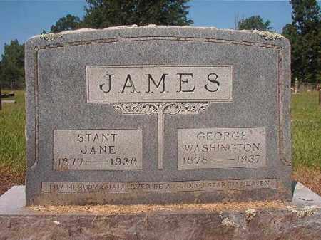 JAMES, STANT JANE - Hempstead County, Arkansas | STANT JANE JAMES - Arkansas Gravestone Photos