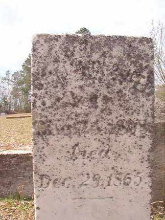 JETT, BENJAMIN - Hempstead County, Arkansas | BENJAMIN JETT - Arkansas Gravestone Photos