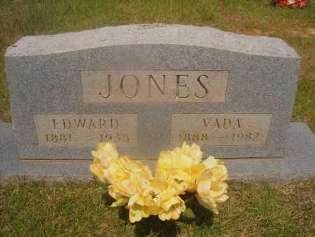 JONES, EDWARD - Hempstead County, Arkansas | EDWARD JONES - Arkansas Gravestone Photos