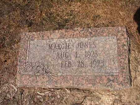 JONES, MARGIE - Hempstead County, Arkansas | MARGIE JONES - Arkansas Gravestone Photos
