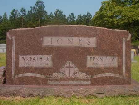JONES, BENNIE W - Hempstead County, Arkansas   BENNIE W JONES - Arkansas Gravestone Photos