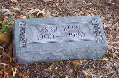 KEEN, ESSIE - Hempstead County, Arkansas | ESSIE KEEN - Arkansas Gravestone Photos