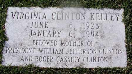 KELLEY, VIRGINIA - Hempstead County, Arkansas | VIRGINIA KELLEY - Arkansas Gravestone Photos