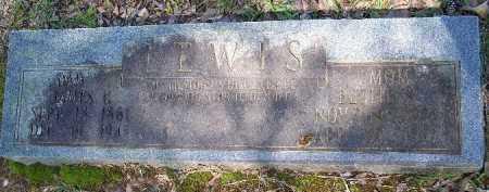 LEWIS, BETTIE - Hempstead County, Arkansas | BETTIE LEWIS - Arkansas Gravestone Photos