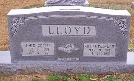 LLOYD, RUTH - Hempstead County, Arkansas   RUTH LLOYD - Arkansas Gravestone Photos