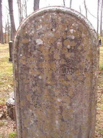 MADDUX, THOMAS H W - Hempstead County, Arkansas | THOMAS H W MADDUX - Arkansas Gravestone Photos