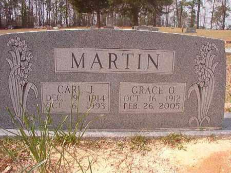 MARTIN, GRACE O - Hempstead County, Arkansas | GRACE O MARTIN - Arkansas Gravestone Photos