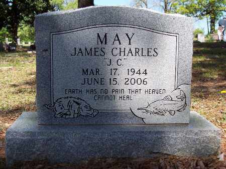 "MAY, JAMES CHARLES ""J C"" - Hempstead County, Arkansas | JAMES CHARLES ""J C"" MAY - Arkansas Gravestone Photos"