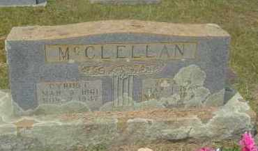 MCCLELLAN, SARAH JANE ANNEBELLE - Hempstead County, Arkansas | SARAH JANE ANNEBELLE MCCLELLAN - Arkansas Gravestone Photos