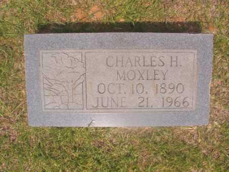MOXLEY, CHARLES H - Hempstead County, Arkansas   CHARLES H MOXLEY - Arkansas Gravestone Photos