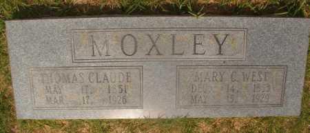 MOXLEY, MARY C - Hempstead County, Arkansas | MARY C MOXLEY - Arkansas Gravestone Photos