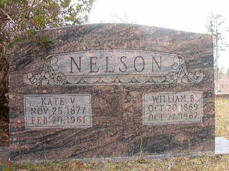 NELSON, KATE V - Hempstead County, Arkansas | KATE V NELSON - Arkansas Gravestone Photos
