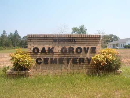 *CEMETERY SIGN,  - Hempstead County, Arkansas |  *CEMETERY SIGN - Arkansas Gravestone Photos