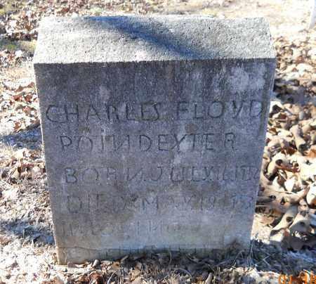 POINDEXTER, CHARLES FLOYD - Hempstead County, Arkansas | CHARLES FLOYD POINDEXTER - Arkansas Gravestone Photos