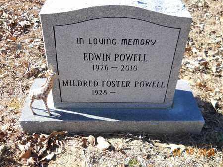 POWELL, EDWIN - Hempstead County, Arkansas | EDWIN POWELL - Arkansas Gravestone Photos