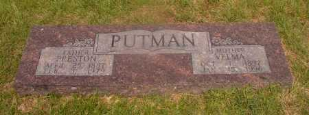 PUTMAN, VELMA - Hempstead County, Arkansas | VELMA PUTMAN - Arkansas Gravestone Photos