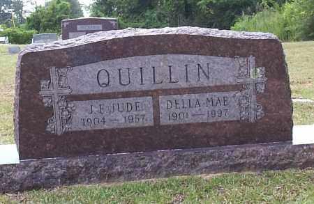 QUILLIN, JULIUS EDMOND (JUDE) - Hempstead County, Arkansas | JULIUS EDMOND (JUDE) QUILLIN - Arkansas Gravestone Photos