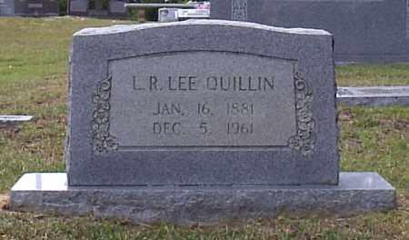 QUILLIN, L.R. LEE - Hempstead County, Arkansas | L.R. LEE QUILLIN - Arkansas Gravestone Photos