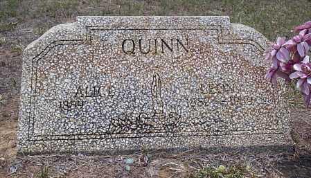 QUINN, LEON - Hempstead County, Arkansas | LEON QUINN - Arkansas Gravestone Photos