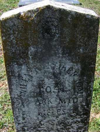 ROBERSON (VETERAN CSA), WILEY R - Hempstead County, Arkansas | WILEY R ROBERSON (VETERAN CSA) - Arkansas Gravestone Photos