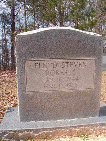 ROBERTS, FLOYD STEVEN - Hempstead County, Arkansas | FLOYD STEVEN ROBERTS - Arkansas Gravestone Photos