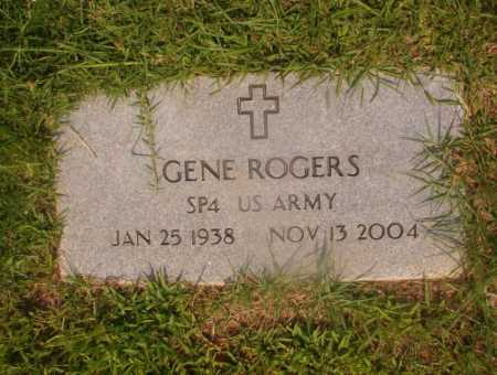 ROGERS (VETERAN), GENE - Hempstead County, Arkansas   GENE ROGERS (VETERAN) - Arkansas Gravestone Photos