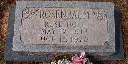 HOLT, ROSE - Hempstead County, Arkansas   ROSE HOLT - Arkansas Gravestone Photos