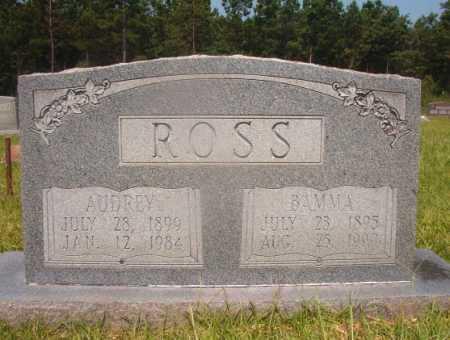 ROSS, AUDREY - Hempstead County, Arkansas | AUDREY ROSS - Arkansas Gravestone Photos
