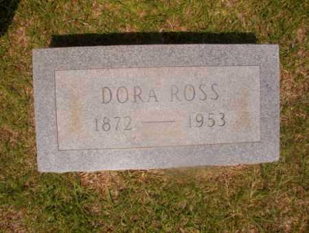 ROSS, DORA - Hempstead County, Arkansas   DORA ROSS - Arkansas Gravestone Photos