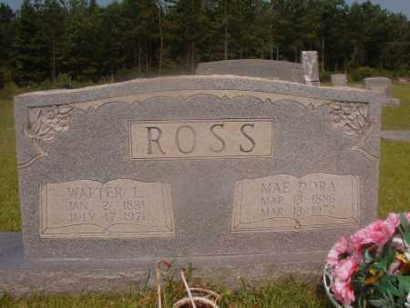 ROSS, MAE DORA - Hempstead County, Arkansas | MAE DORA ROSS - Arkansas Gravestone Photos