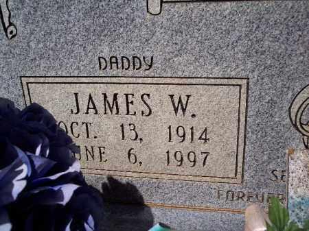 RUSHING, JAMES W (CLOSEUP) - Hempstead County, Arkansas   JAMES W (CLOSEUP) RUSHING - Arkansas Gravestone Photos