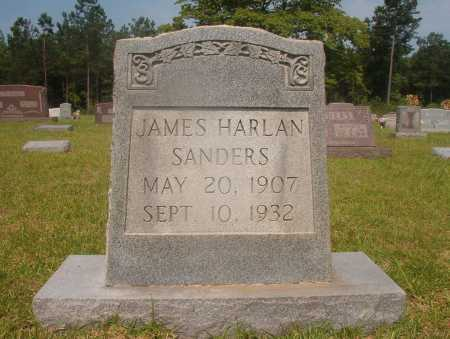 SANDERS, JAMES HARLAN - Hempstead County, Arkansas | JAMES HARLAN SANDERS - Arkansas Gravestone Photos