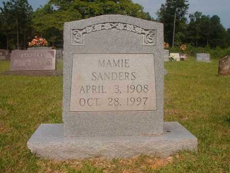 SANDERS, MAMIE - Hempstead County, Arkansas | MAMIE SANDERS - Arkansas Gravestone Photos