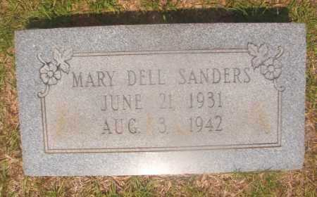 SANDERS, MARY DELL - Hempstead County, Arkansas | MARY DELL SANDERS - Arkansas Gravestone Photos