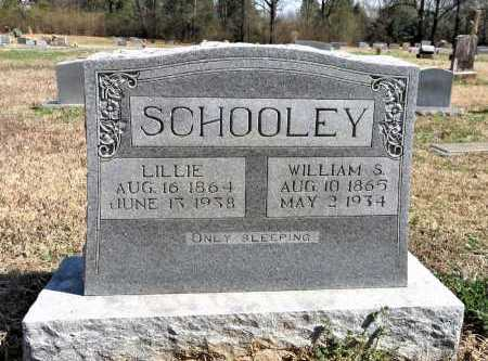 SCHOOLEY, WILLIAM S - Hempstead County, Arkansas | WILLIAM S SCHOOLEY - Arkansas Gravestone Photos