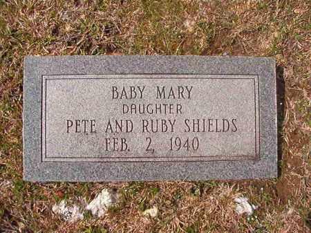 SHIELDS, MARY - Hempstead County, Arkansas | MARY SHIELDS - Arkansas Gravestone Photos