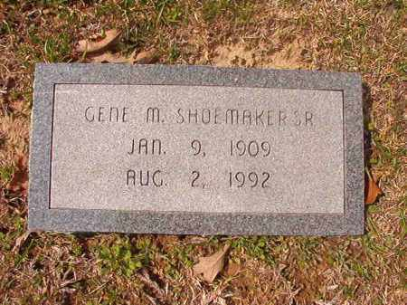 SHOEMAKER, SR, GENE M - Hempstead County, Arkansas | GENE M SHOEMAKER, SR - Arkansas Gravestone Photos