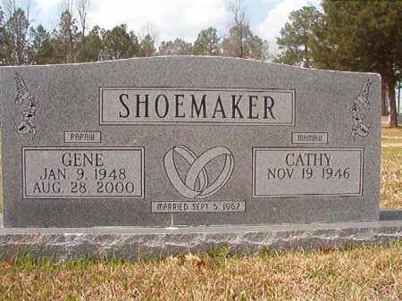SHOEMAKER, GENE - Hempstead County, Arkansas | GENE SHOEMAKER - Arkansas Gravestone Photos