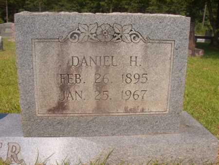 SKINNER, DANIEL H - Hempstead County, Arkansas | DANIEL H SKINNER - Arkansas Gravestone Photos