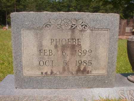 SKINNER, PHOEBE - Hempstead County, Arkansas | PHOEBE SKINNER - Arkansas Gravestone Photos
