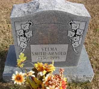 SMITH ARNOLD, VELMA - Hempstead County, Arkansas | VELMA SMITH ARNOLD - Arkansas Gravestone Photos