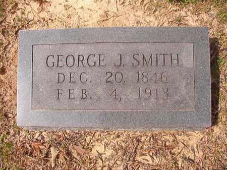 SMITH, GEORGE J - Hempstead County, Arkansas | GEORGE J SMITH - Arkansas Gravestone Photos