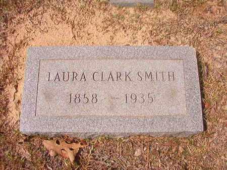 SMITH, LAURA - Hempstead County, Arkansas   LAURA SMITH - Arkansas Gravestone Photos