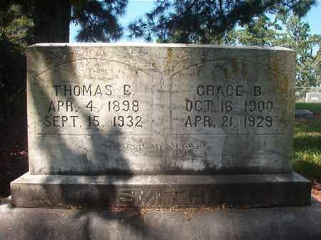 SMITH, GRACE B - Hempstead County, Arkansas | GRACE B SMITH - Arkansas Gravestone Photos