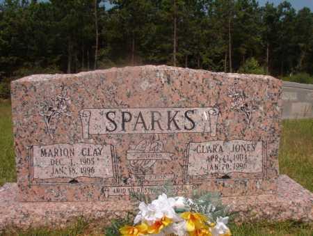 SPARKS, MARION CLAY - Hempstead County, Arkansas   MARION CLAY SPARKS - Arkansas Gravestone Photos